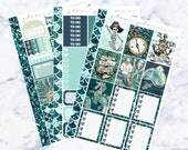 PRE-SALE! Whale of a Tale Essentials Kit (Glam Planner Stickers for Erin Condren Life Planner)