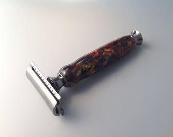 Valentine gifts for him, Safety razor, safety razor handle, razor,safety razor,wet shaving,shaving