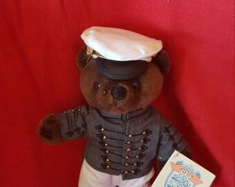 Bear Forces of America Plush Bear