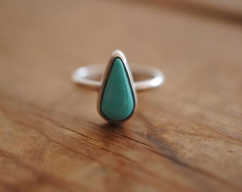 Dainty Turquoise Ring | Size 7