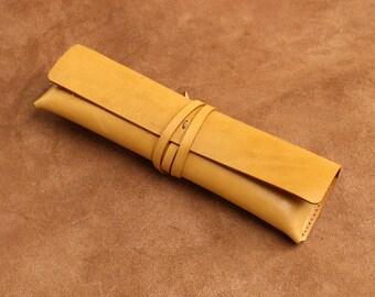 Pen case Leather Pencil Case Wrap Design Pencil Case & Pen case | Etsy Aboutintivar.Com
