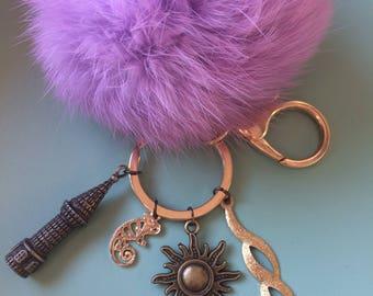 Rapunzel - Grimm tales - Rapunzel tassel