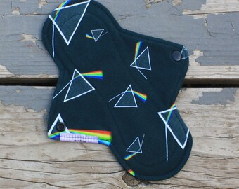 "9"" regular cloth pad/ incontinence pad/ mama cloth/ Made by Mother"
