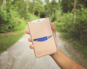 Phone sleeve with card pocket - IPhone 6/6s/7