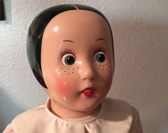 Vintage Horsman Ella Cinders Doll, 17 inches Tall, 1988