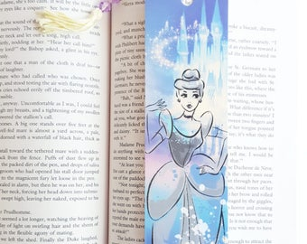 Cinderella Bookmark