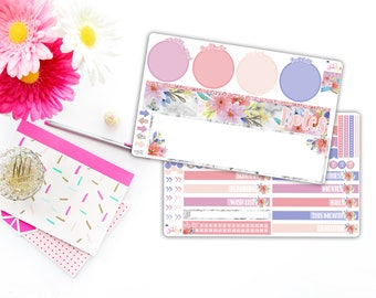 August Floral Notes Kit