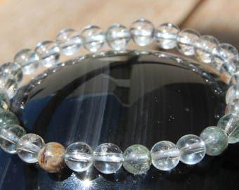 lodolite quartz bracelet