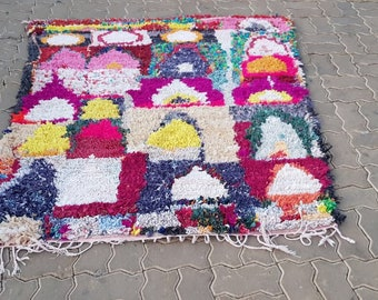 Beautiful Berber Boucherouites,rugrugs styles,tapis Berber ,alfombras,Berber teppich