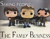 Season 1 Winchesters