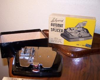 Hollywood Automat Film Splicer