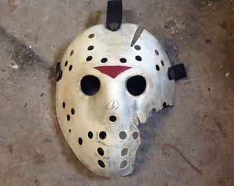 Friday the 13th * Part 7 Inspired Hockey Mask