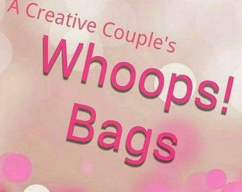 School Whoops Bags