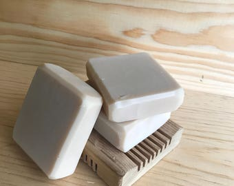 Pure & Clear Soap, castile bar soap great for sensitive skin and babies