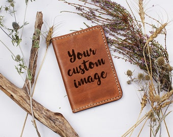 Personalized passport cover - personalized passport holder - custom passport cover - leather passport - ticket holder