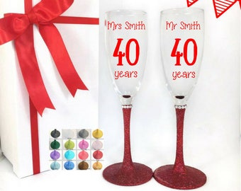40 wedding anniversary gifts, 40th anniversary for parents, 40th anniversary gift for parents, 40th anniversary gift for couple,