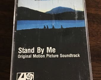 Stand By Me Original Motion Picture Soundtrack Cassette