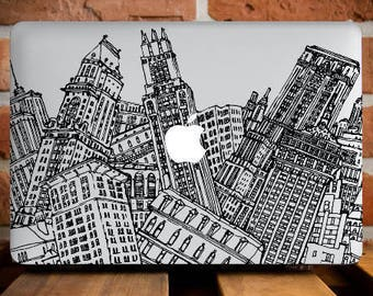 Buildings Macbook Air 13 Case MacBook Pro 13 Case MacBook Air 11 Case Old Town Pro Retina 13 Case MacBook 12 Case Macbook Pro Cover WCm117