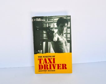 Geoffrey MACNAB  The Making of Taxi Driver paperback great condition
