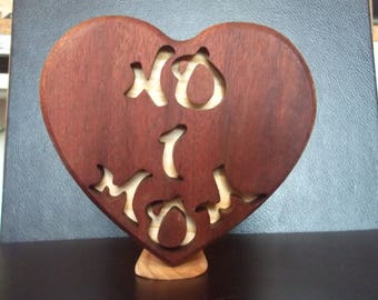 themed mothers day or birthday plaque