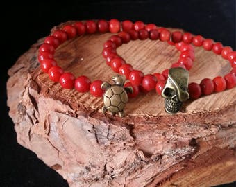 Nautical bracelet -- man bracelet -
