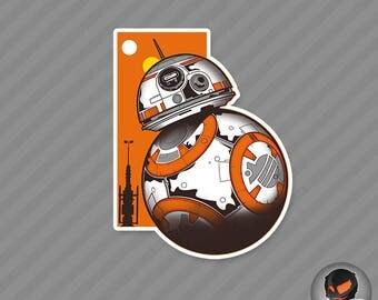 BB Rollin' (Sticker)