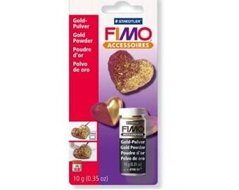 Polymer 10gr gold powder
