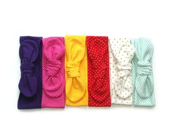 Baby Headbands top knot headband Headbands baby headbands baby head wraps Baby Girl headband newborn headband
