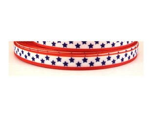 2 metres width 1 ccm US liberty Ribbon