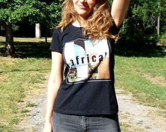 Gifts for wannabe travelers - AFRICA t shirt