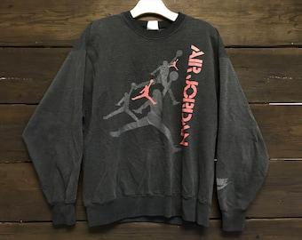 Vintage Nike Air Jordan Sweatshirt