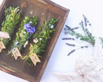 Angel Gypsy Herb Bundles