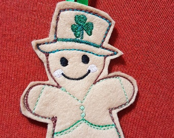 Irish Gingerbread decorations