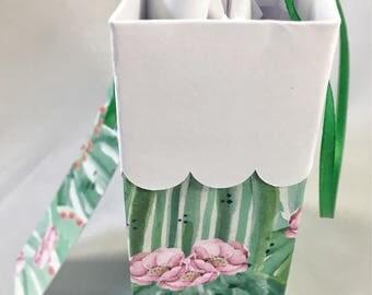 Cactus gift bag