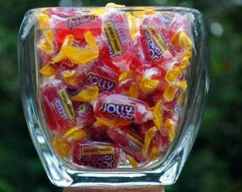 One pound of Cherry Jolly Ranchers