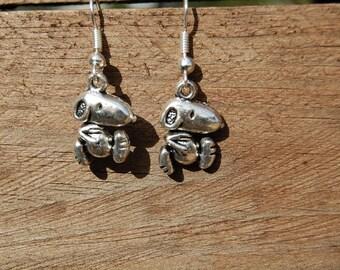 original earrings fido dog