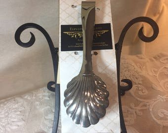 Clamshell Pastry/Buffet Tongs