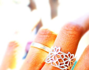 Kholam Lattice ring