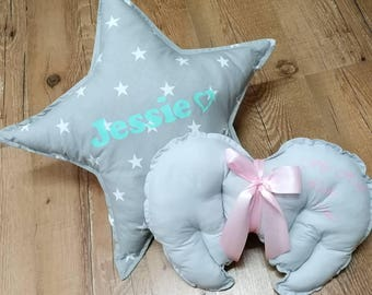 Decorative cushions for kids bedroom