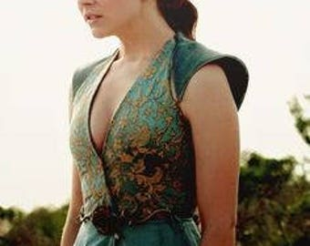 Game of Thrones Margaery Tyrell's Wedding Gown Season 4