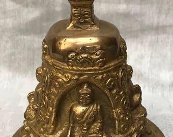 Bronze Stupa