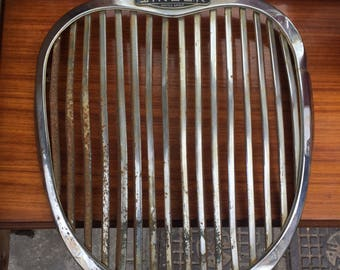 Singer car antique front face| mask1953|very rare