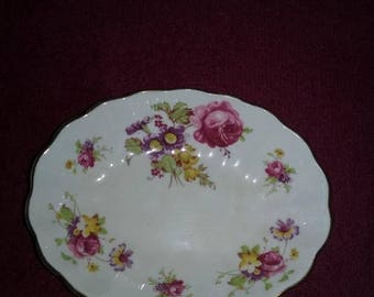 English China, Bone China, English decorative/candy dish