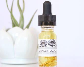 Prickly Pear Oil - Organic Skincare - Natural Skincare - Serum - Facial Serum - Moisturizer - Anti Aging - Acne - Pure Organic Oil