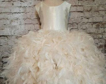 SALE..limited time only ball gown flower girl dress, princess flower girl dress, junior bridesmaid dress, classic flower girl dress, rustic