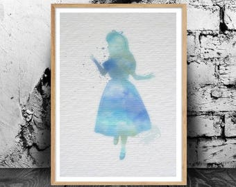 Alice in Wonderland *Full Set* download - Print yourself