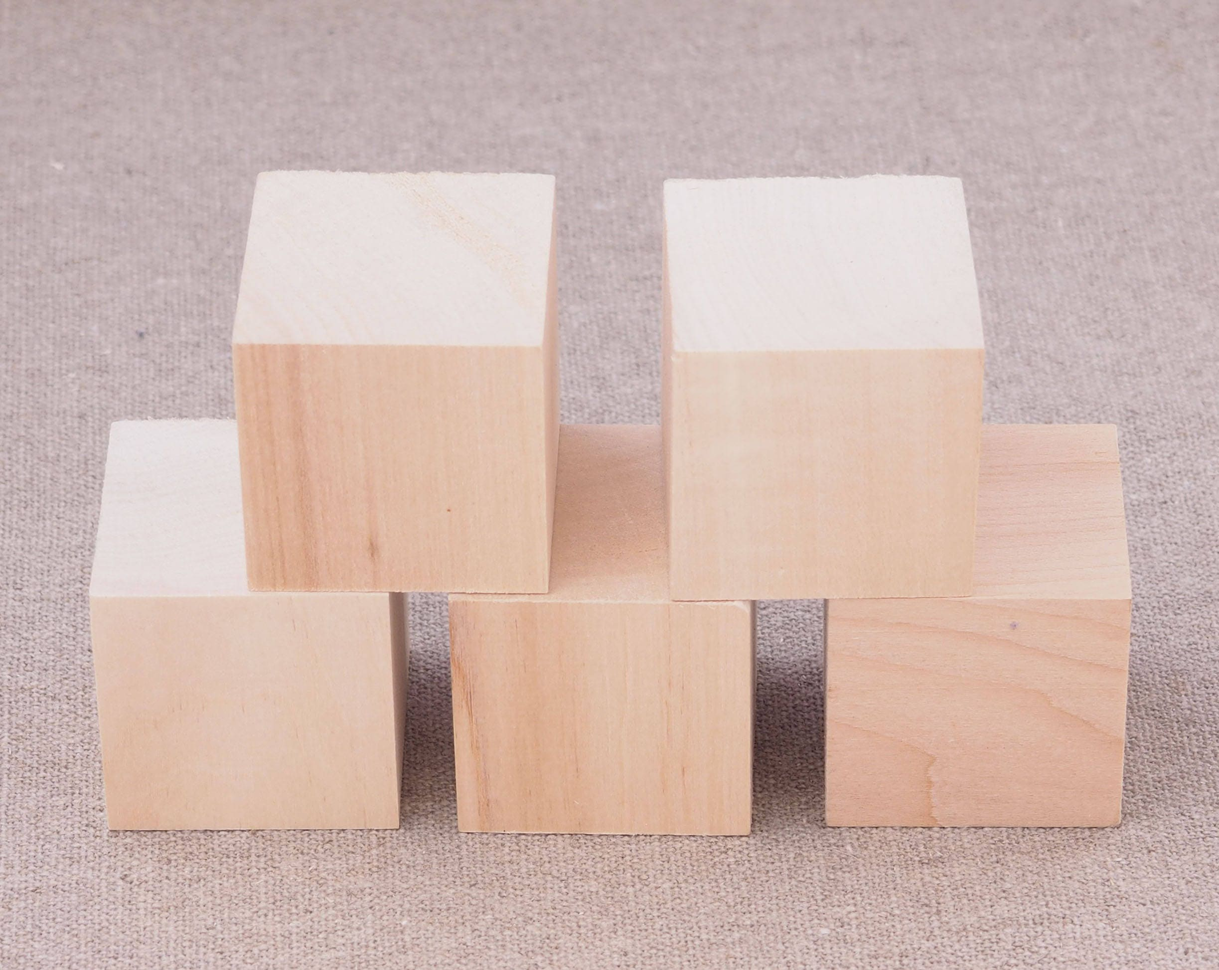 Wood Craft Cubes Australia