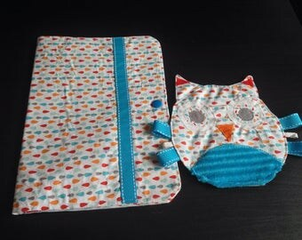 Pocket diapers and toy set