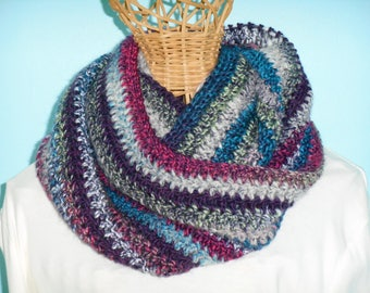 Cowl; Infinity Scarf