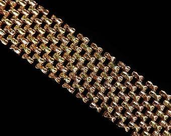 RETRO GOLD BRACELET - 4590B3789